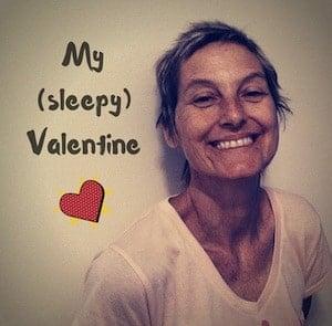 My (sleepy) Valentine