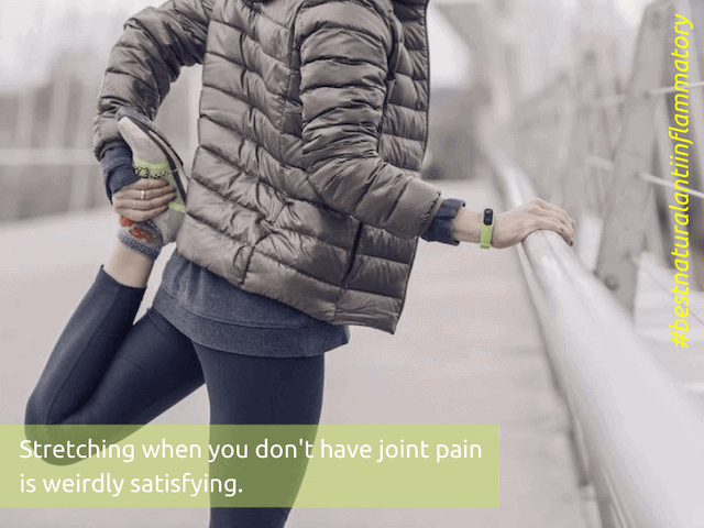 stretching without joint pain
