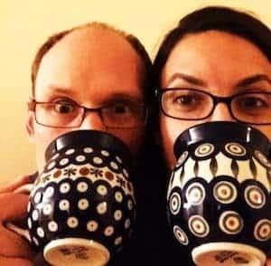 Two Cup House - Claudia & Garrett