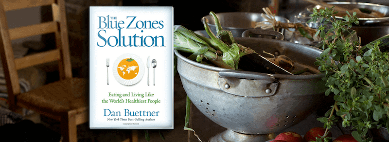 Staying Healthy Blue Zones