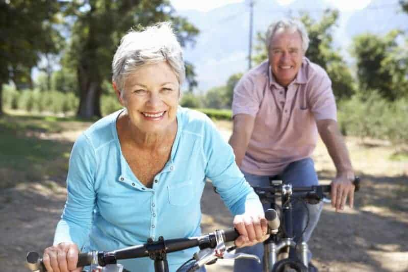 Aging gracefully - Staying Active