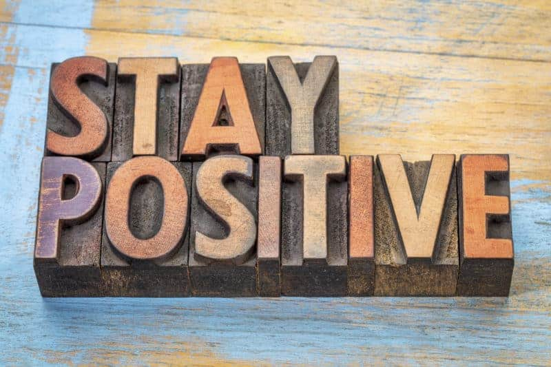 Staying Healthy Staying Positive