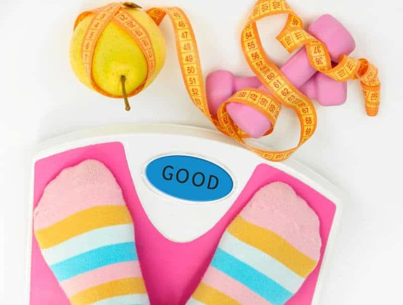 Staying Healthy Staying Trim