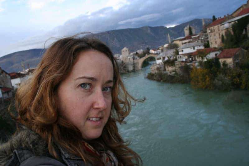 Tami Weiss - Touristing in Bosnia