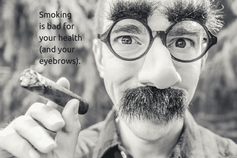 Healthy lifestyle tips - quit smoking