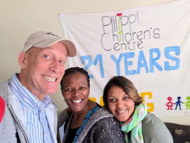 Mike Dooley - Philippi Childrens Centre