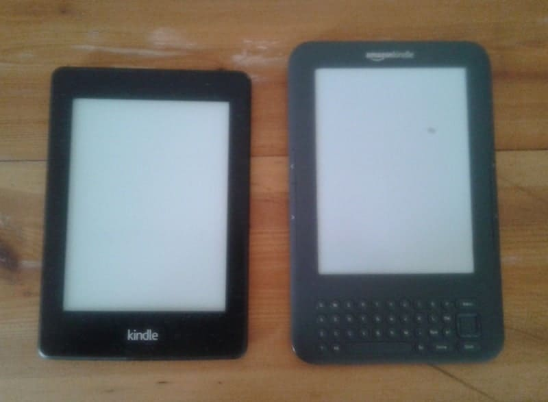 what we own kindles