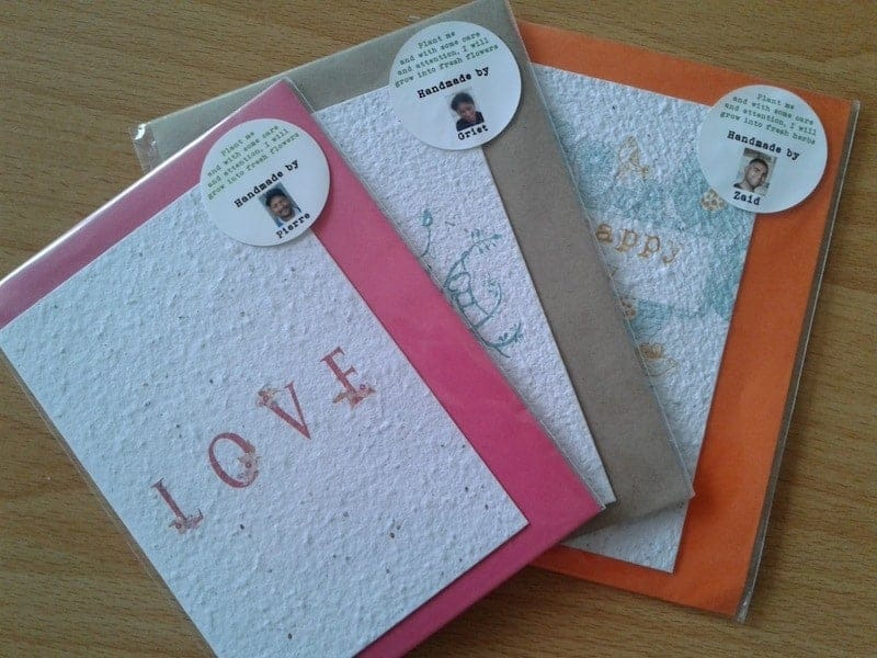 12 Days of Love Letters close up