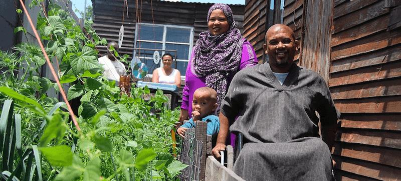 hidden hunger backyard food garden