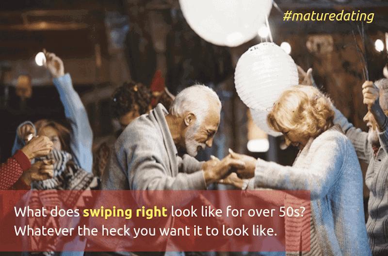 mature dating