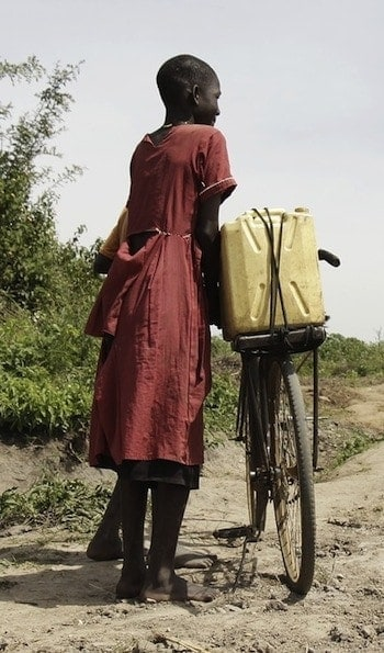 How Bicycles Empower the World's Poor (and How You Can Help)
