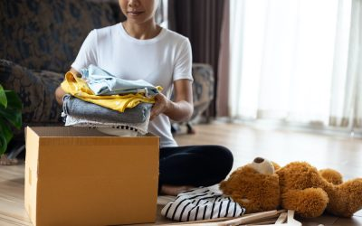 National Give Something Away Day: 11 Ways to Declutter (& Give Back)